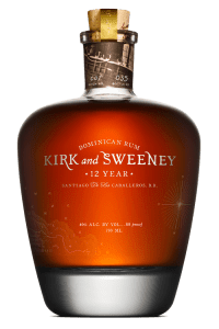 kirk and sweeney 12 year old rum