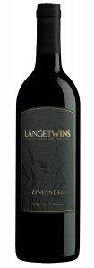 Lange Twins Merlot bottle 003