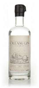 master of malt cream gin