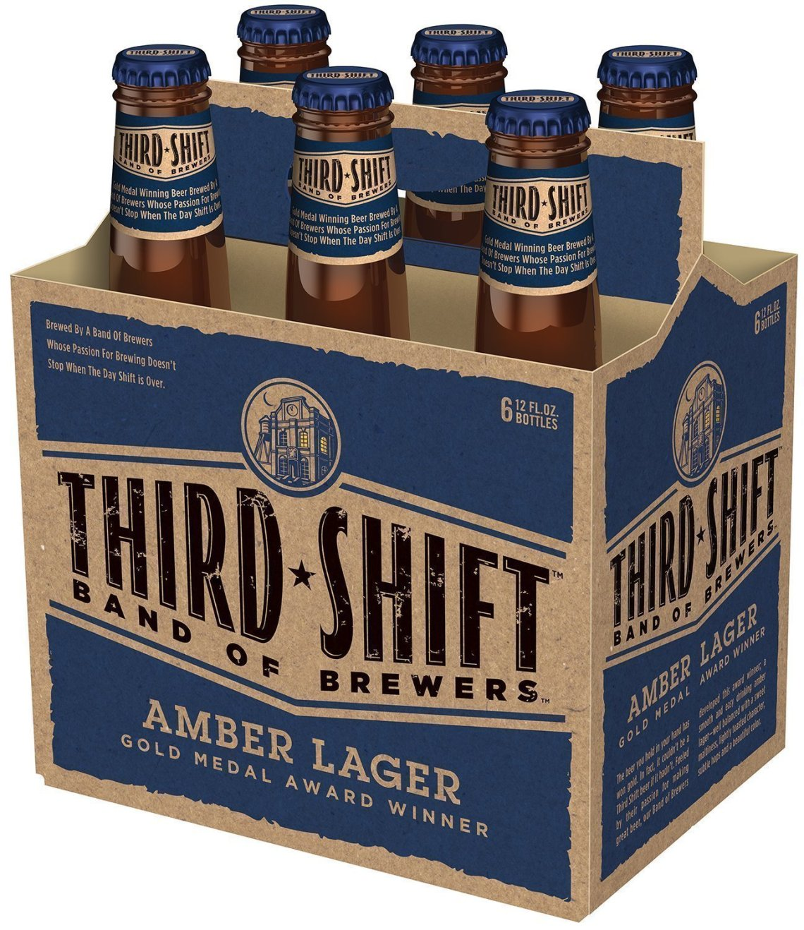 Band of Brewers Third Shift Amber Lager (2013)