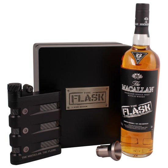 """The Macallan """"The Flask Edition"""" 22 Years Old"""