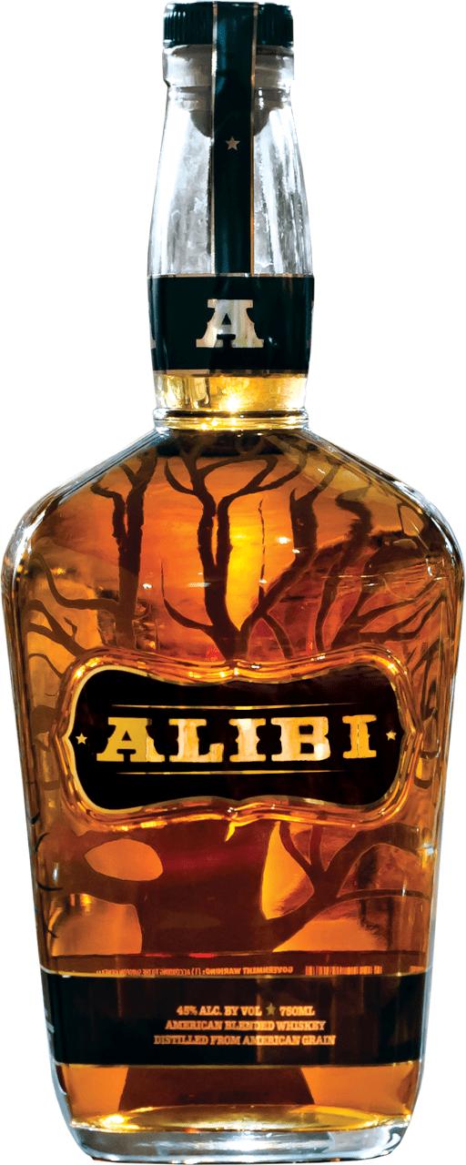Alibi American Whiskey