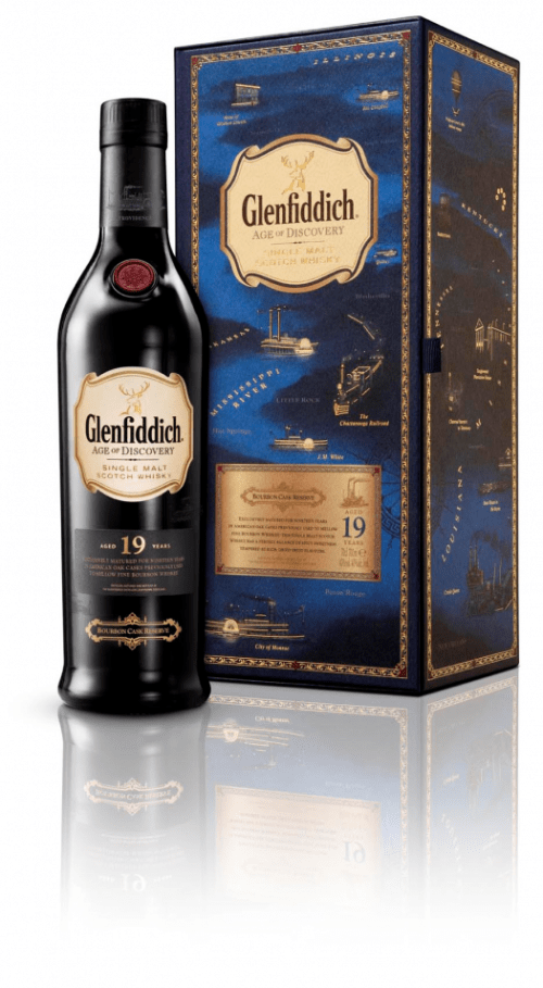 glenfiddich age of discovery bourbon cask