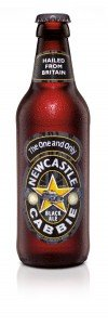 Newcastle Cabbie bottle
