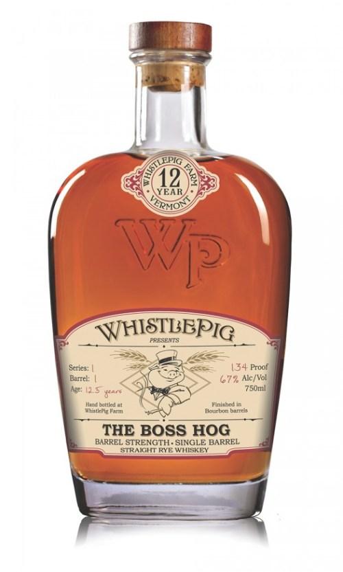 whistlepig the boss hog rye