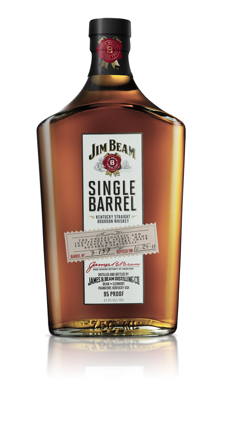 Review: Jim Beam Single Barrel Bourbon