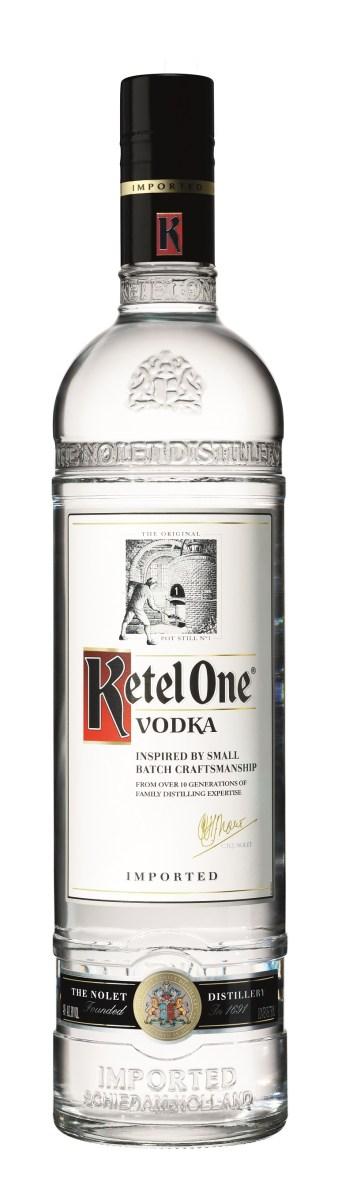 ketel one 2014 bottle