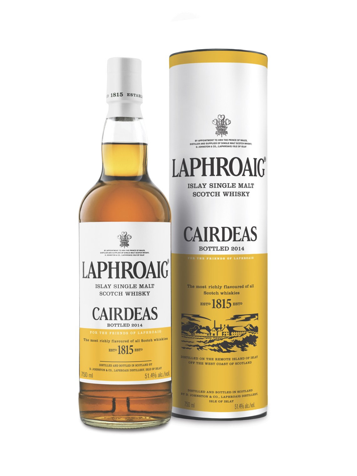 Laphroaig Cairdeas Amontillado Edition 2014