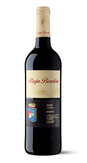 2008 Bodegas Franco Espanolas Rioja Bordon Rioja Reserva