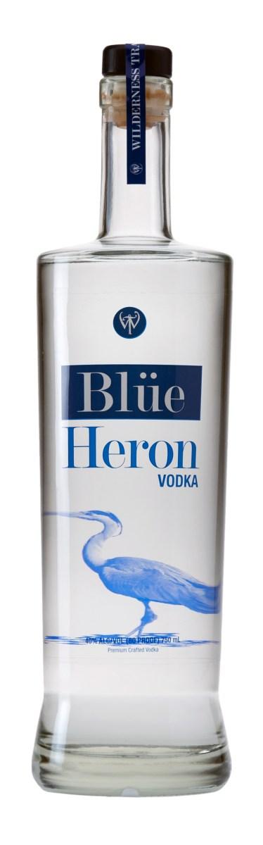 blue heron vodka