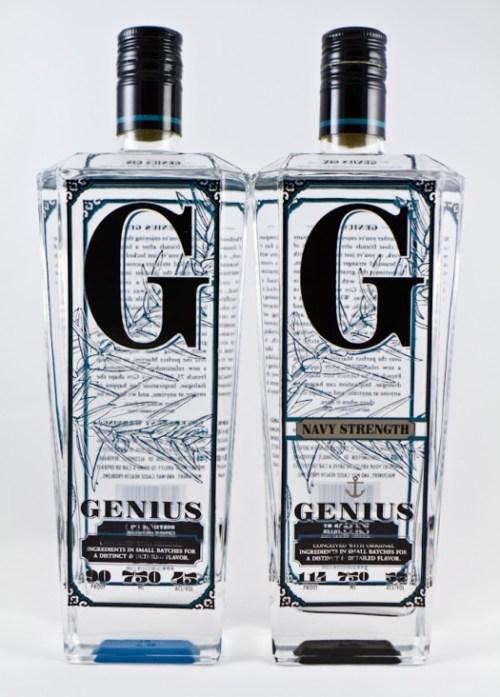 genius gin