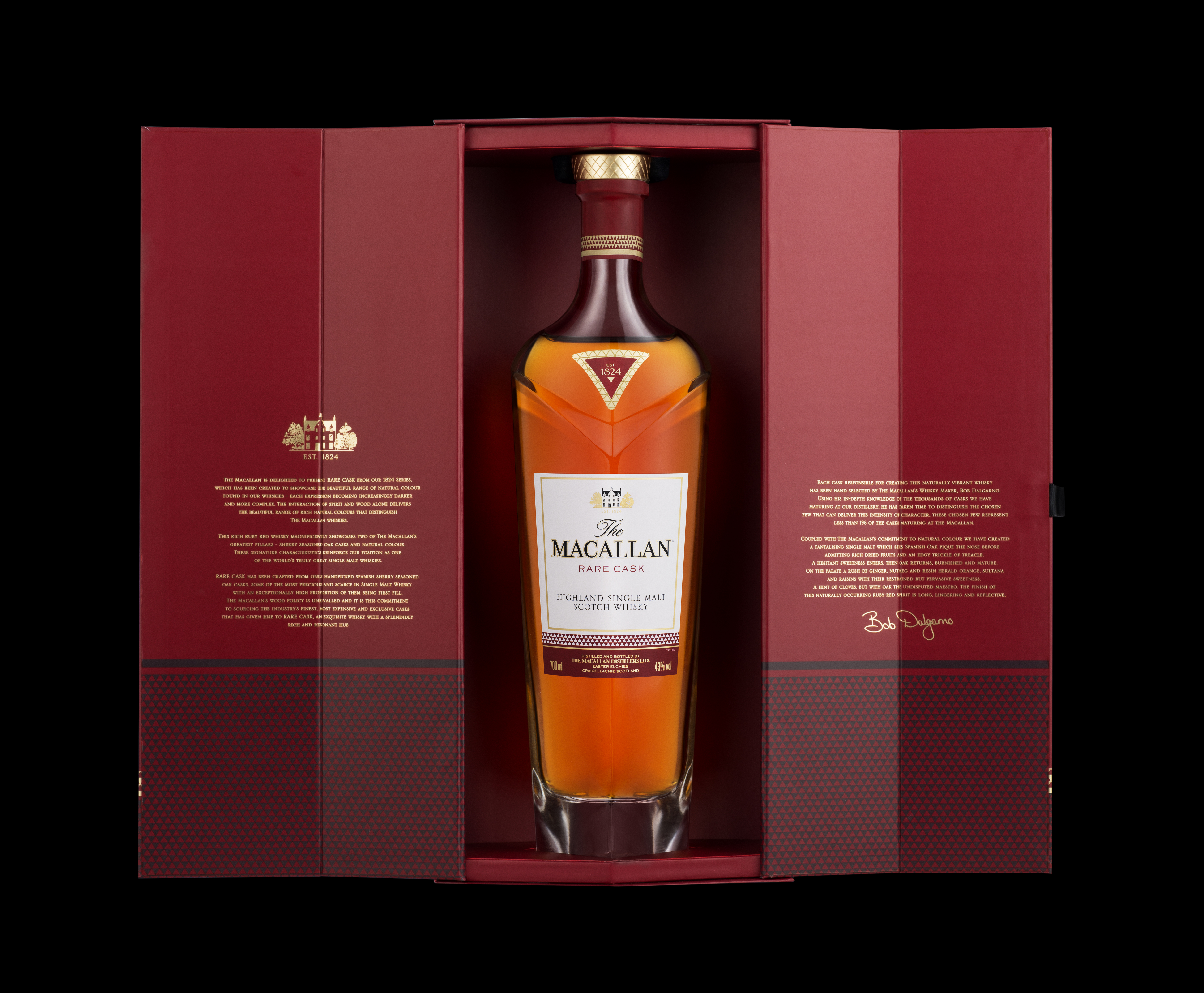 Macallan Classic Cut 2020 Release Auction   The Whisky