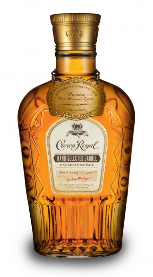 crown royal texas barrel select