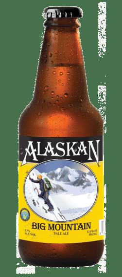 Alaska Big Mountain bottle