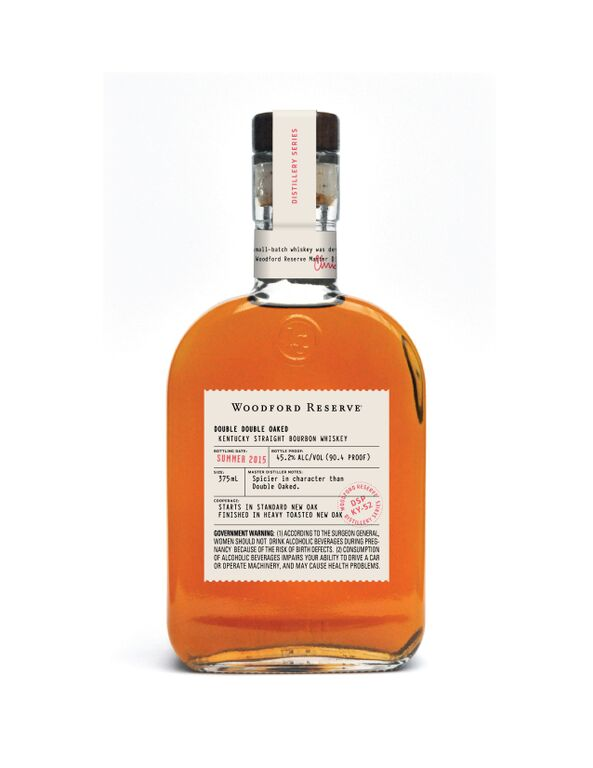 Woodford Reserve Distillery Series Double Double Oaked (2015)
