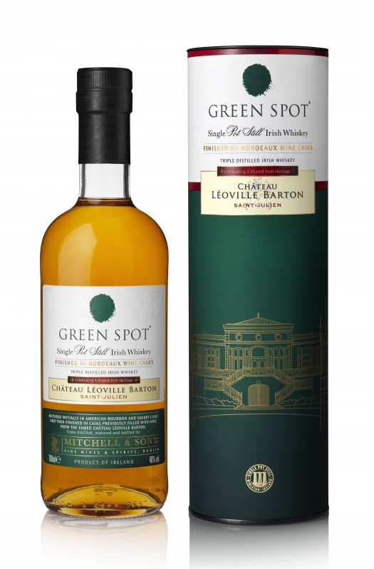 Green Spot Whiskey 2015