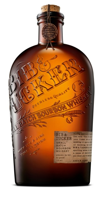 Bib-and-Tucker-Bottleshot