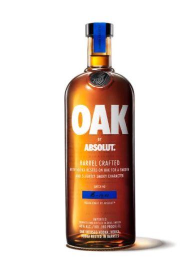 absolut oak by absolut