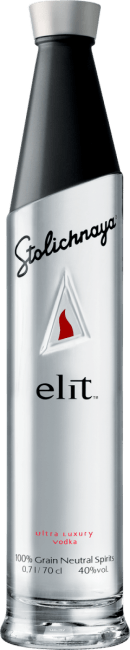 elit by Stoli bottle
