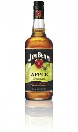 jim beam Apple Bottle_high