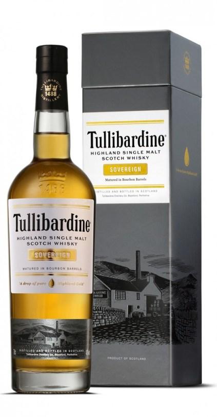 Tullibardine Sovereign Bottle Shot