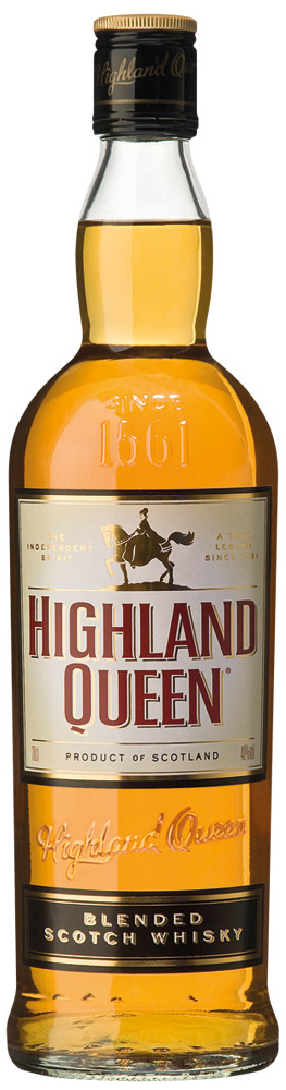 Highland Queen Blended Scotch 3 Years Old