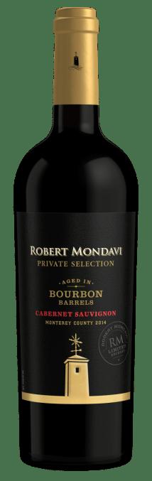 RMPS Bourbon Barrel Cabernet Sauvignon 750ml Bottle Shot