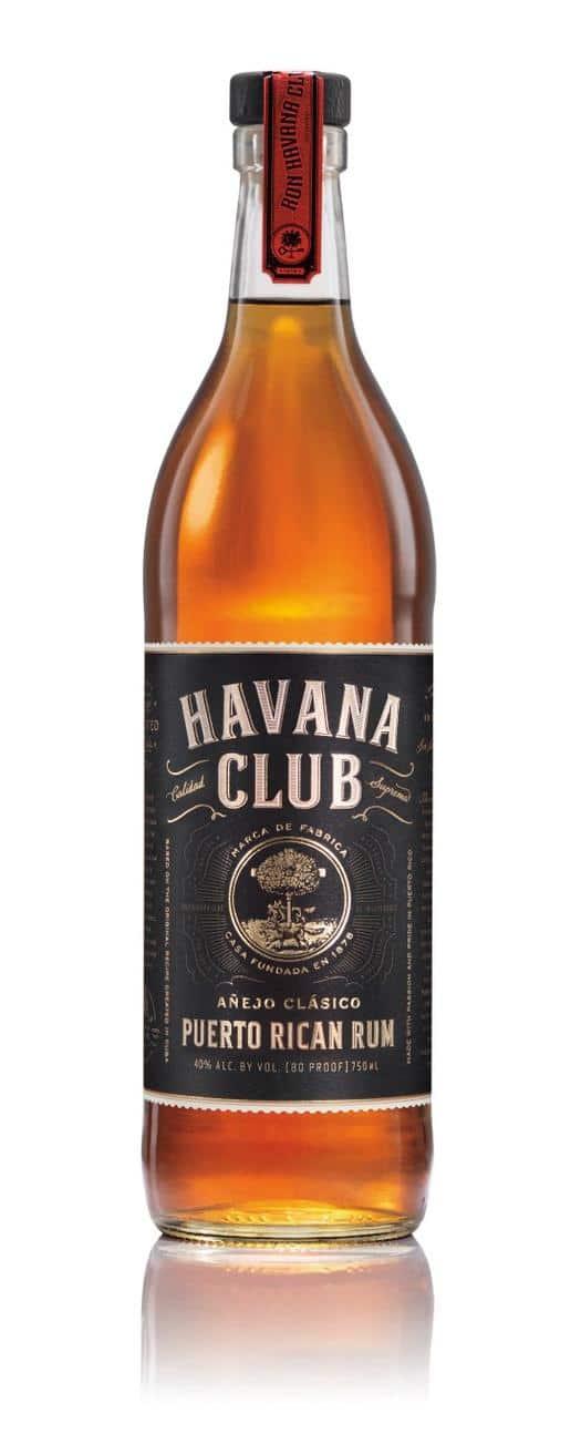 Havana Club Anejo Classico Puerto Rican Rum (Bacardi)