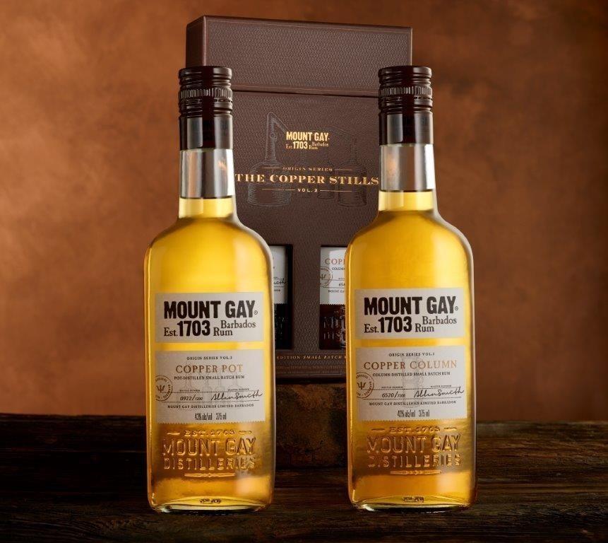 Mount Gay Rum Origin Series Vol. 2 Copper Pot