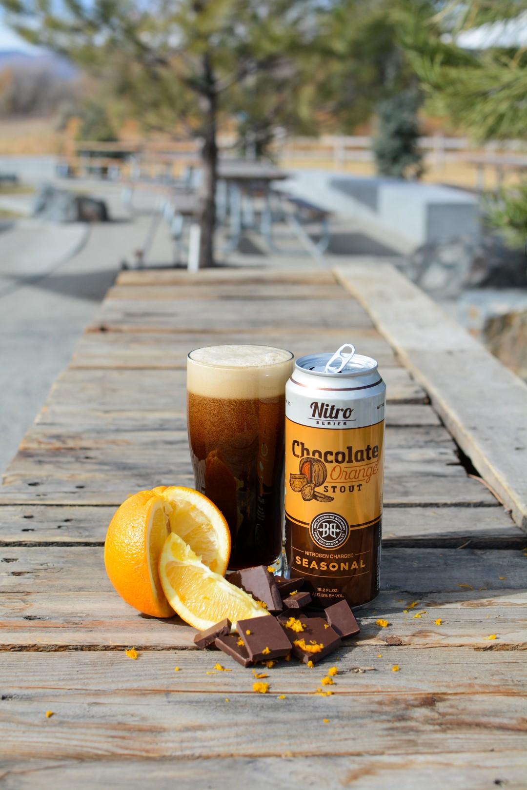 Breckenridge Brewery Chocolate Orange Stout