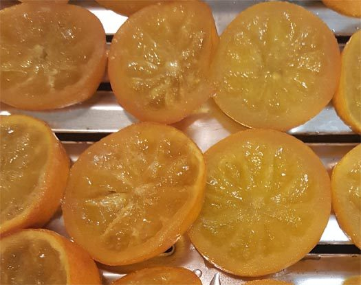 Candied Oranges