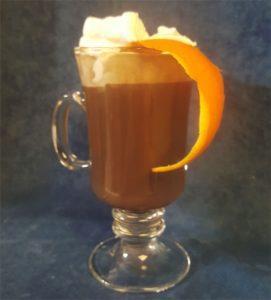 Orange Hot Chocolate