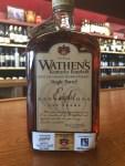 Wathen's Kentucky Bourbon Single Barrel Private Selection from SF Wine Trading