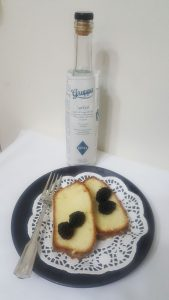 Pound Cake with Grappa