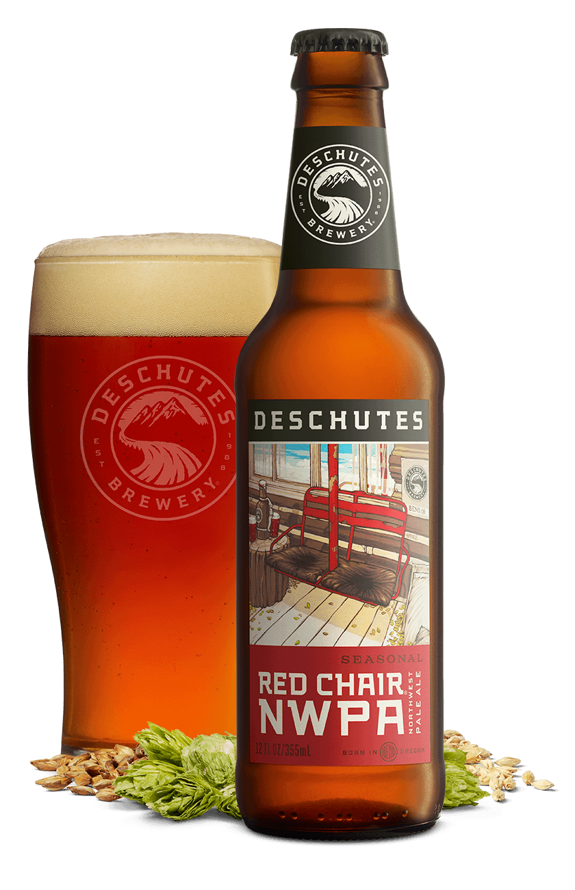 red chair nwpa abv dining room covers storage review deschutes brewery hop henge 2017 and share