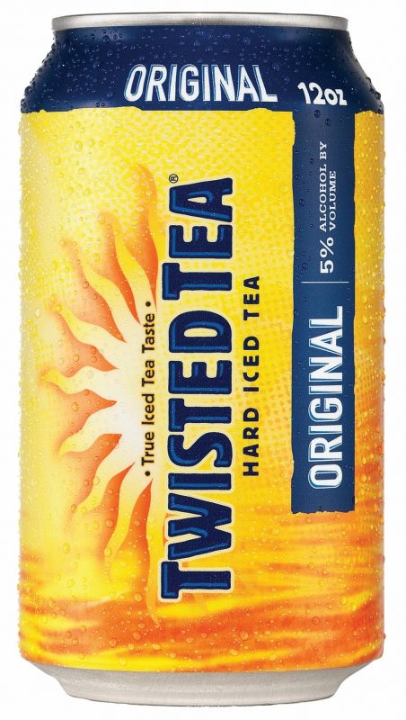 Review Twisted Tea Original And Half Amp Half Drinkhacker