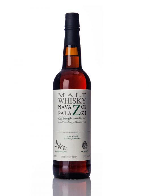 """Navazos-Palazzi """"Bota Punta"""" Spanish Malt Whisky"""