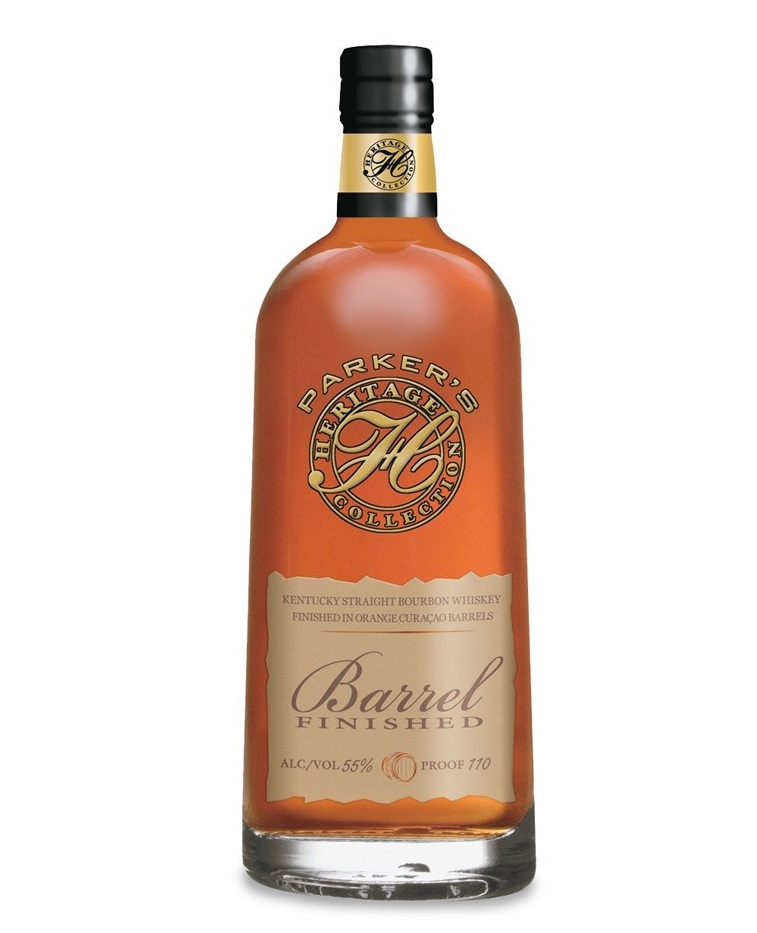 Parker's Heritage Collection Curacao Finished Bourbon (2018)