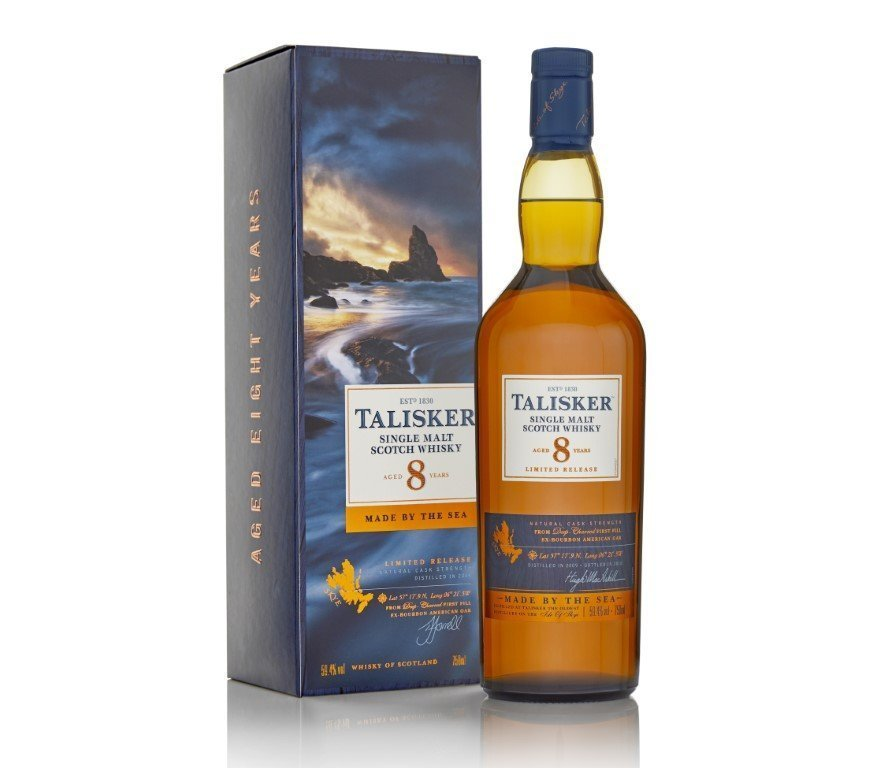 Talisker 8 Years Old Limited Edition 2018