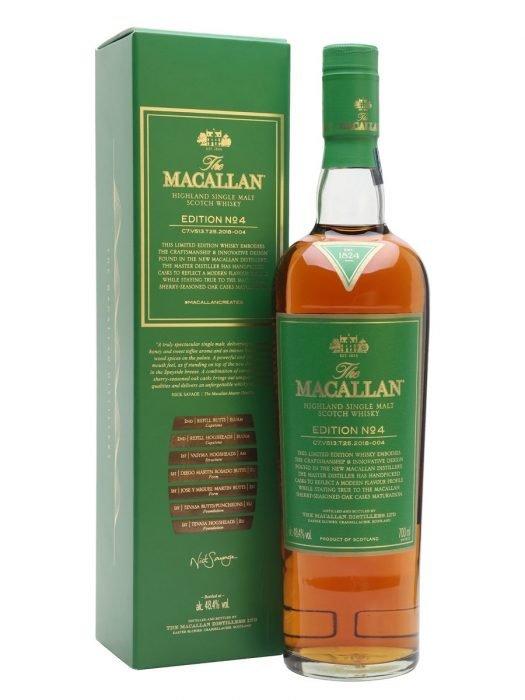 The Macallan Edition No. 4