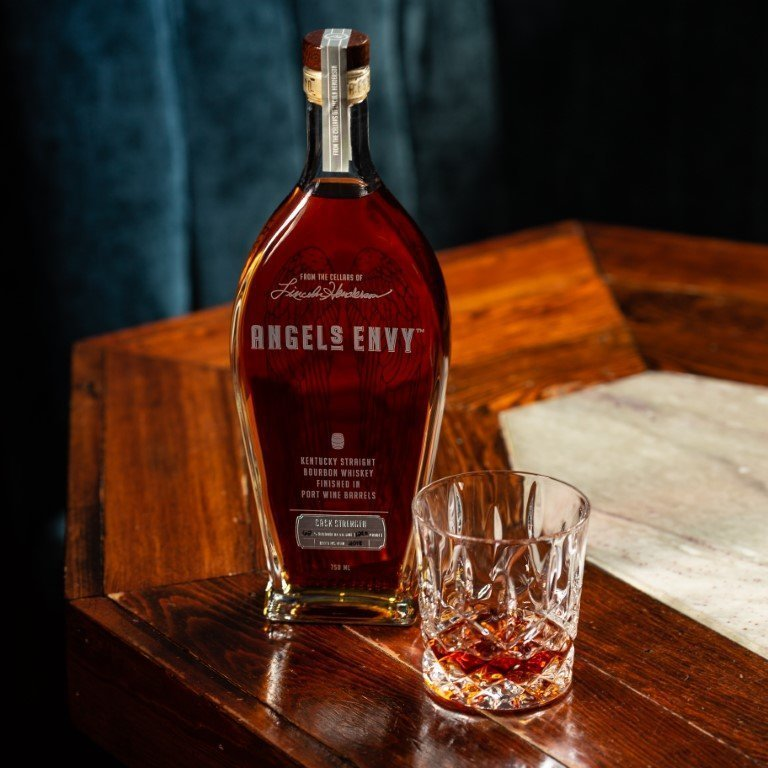 Angel's Envy Cask Strength Bourbon – Limited Edition (2018)