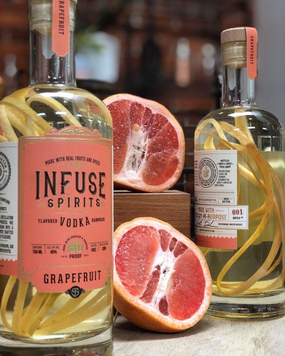Infuse Spirits Grapefruit Vodka