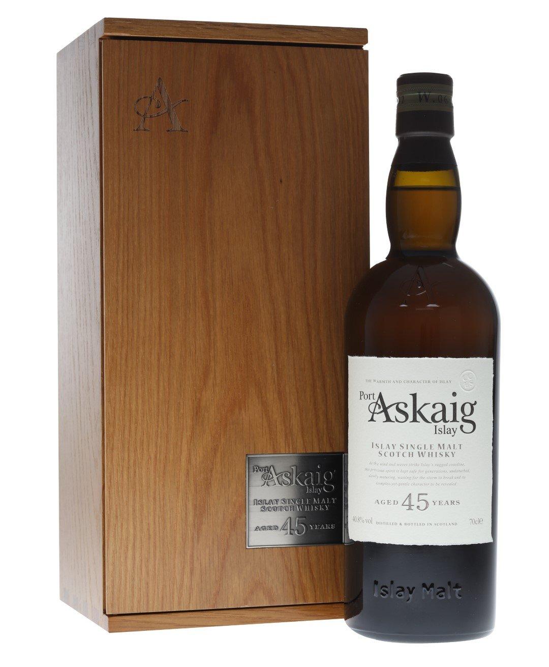 Port Askaig 45 Years Old