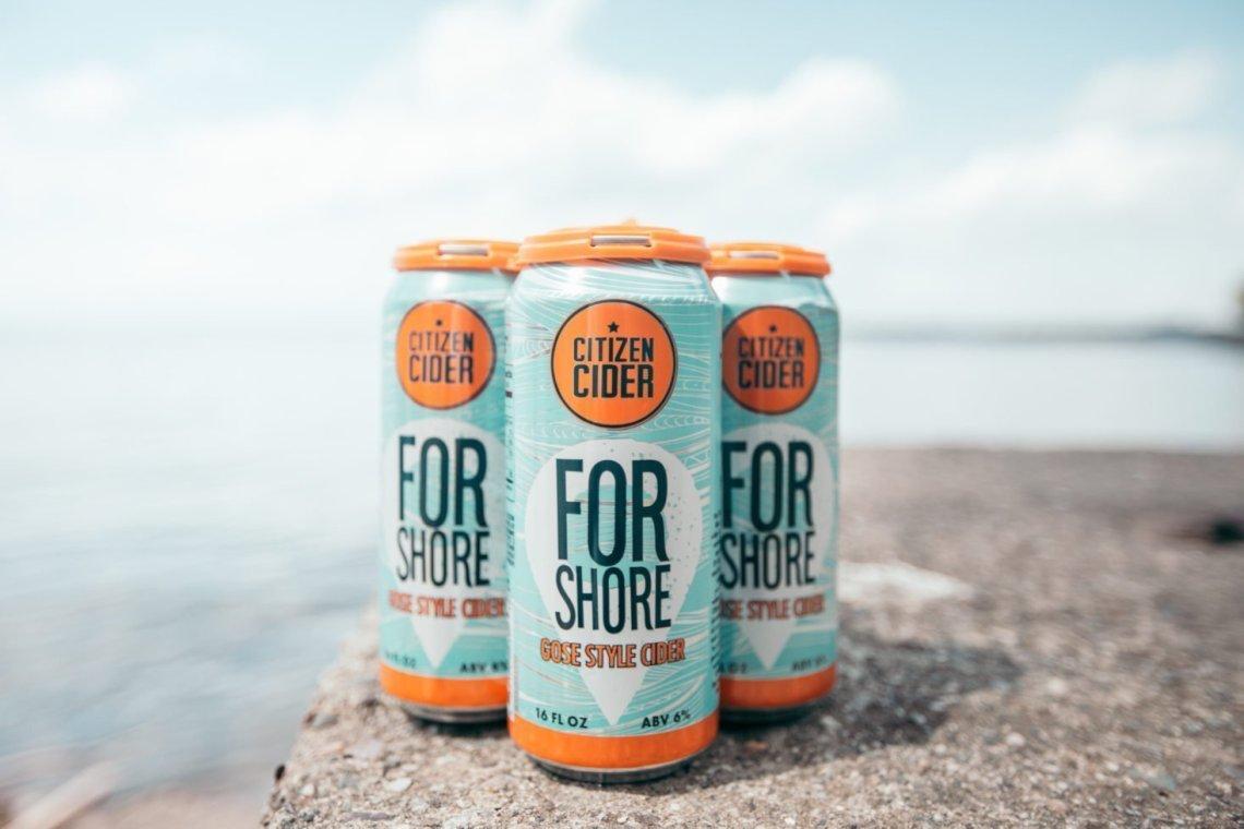Citizen Cider For Shore