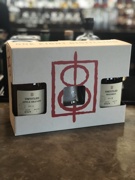One Eight Distilling Untitled Apple Brandy No. 1