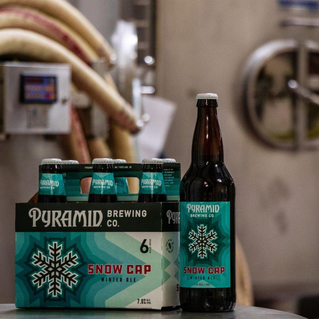Pyramid Brewing Snow Cap Ale (2020)