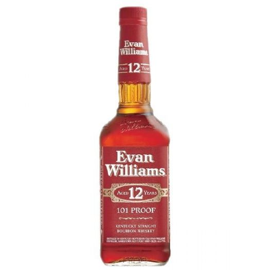 Evan Williams Red Label 12 Years Old