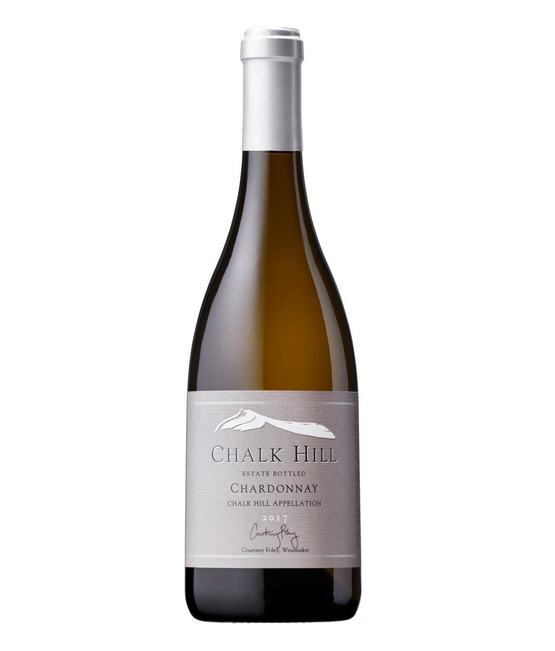 2017 Chalk Hill Estate Chardonnay