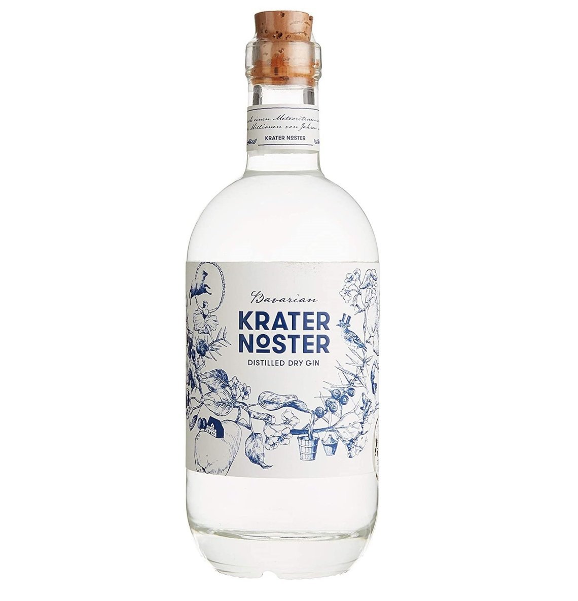 Krater Noster Gin