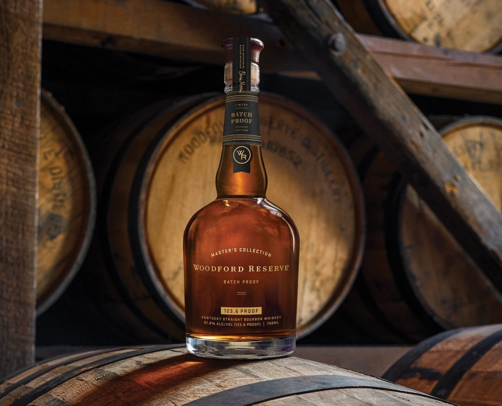 Woodford Reserve Master's Collection Batch Proof 2020